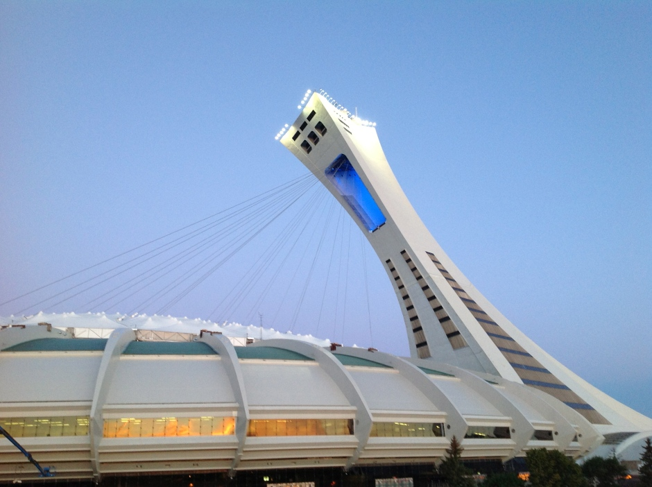 Olympic Stadium Montreal LivingLoft Montreal